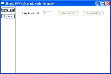 Screenshot of Products